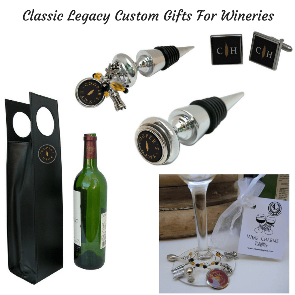Classic Legacy Custom Gifts Serves Wineries