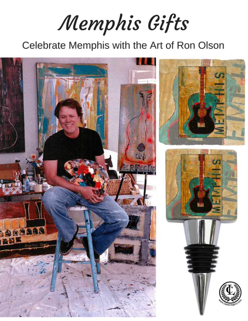 Memphis Gifts & Ron Olson