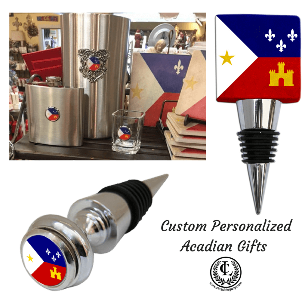 Personalized Acadian Gifts From Caroline and Company