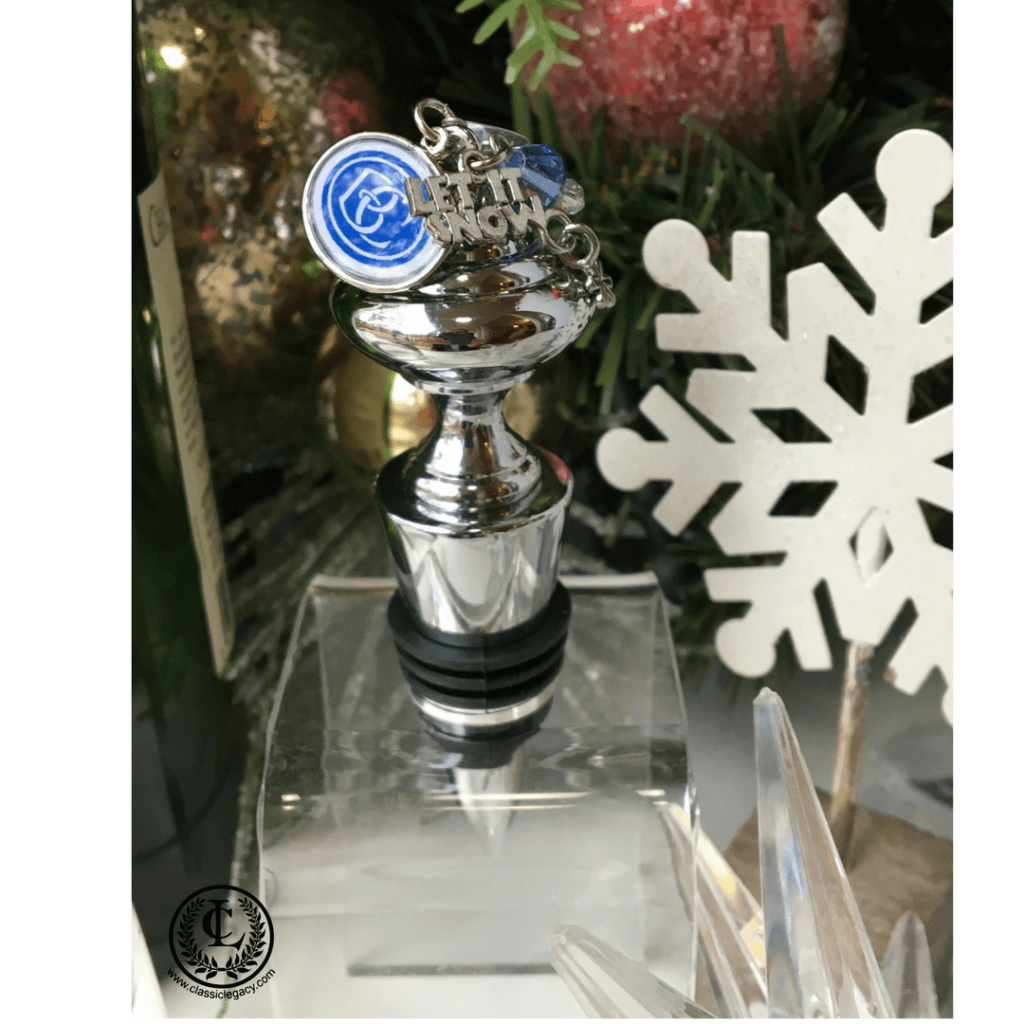 Personalized Gifts Beaver Creek Custom Wine Stopper