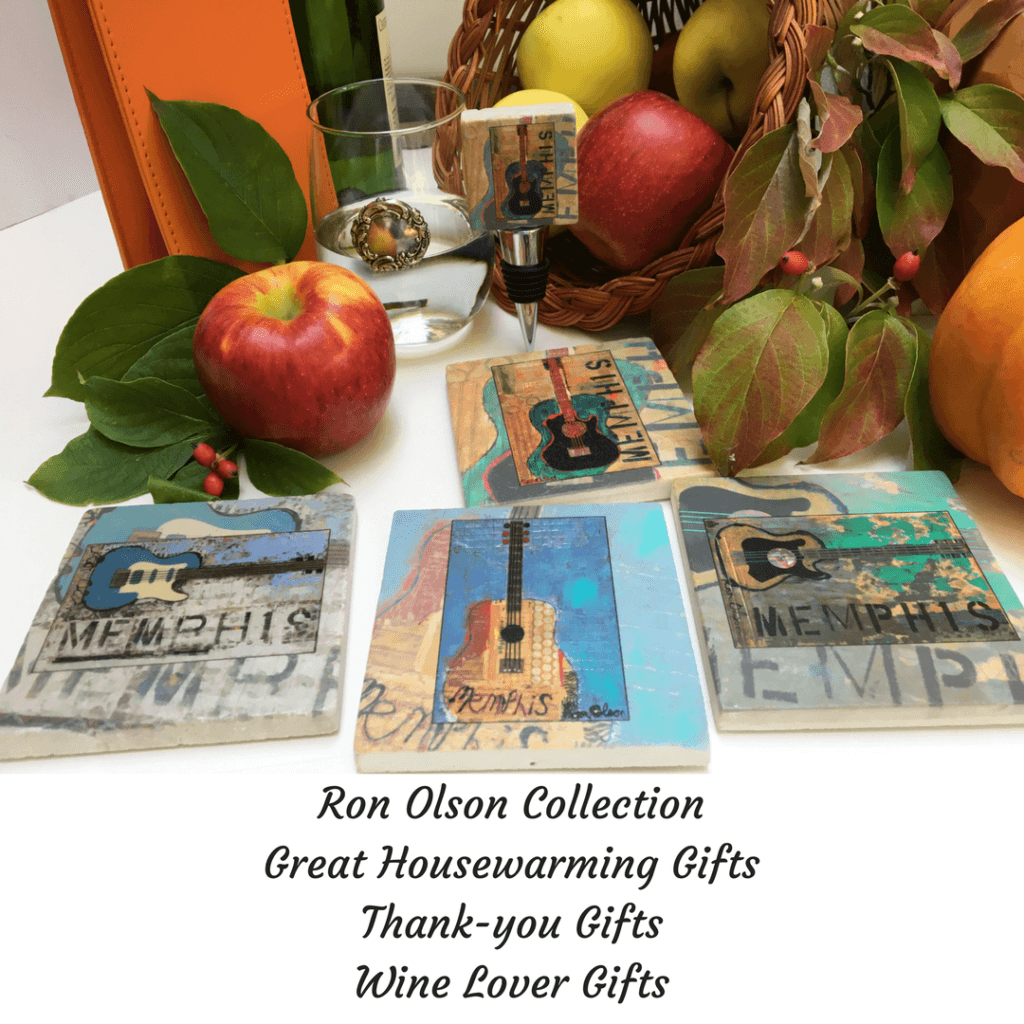 Ron Olson Collection for Thank you gifts