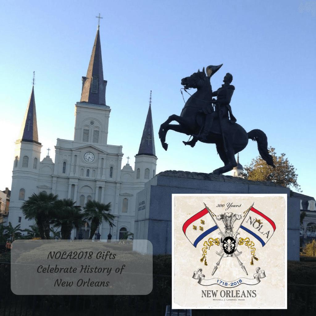 NOLA2018 Marble Coaster