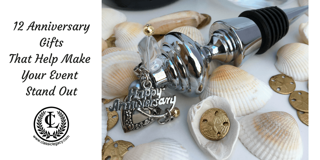Anniversary Gifts That Are Memorable