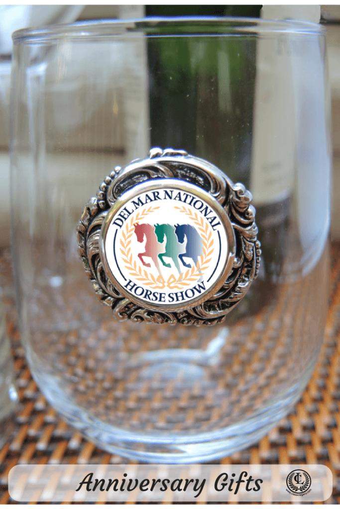 Stemless Wine Glass Del Mar International