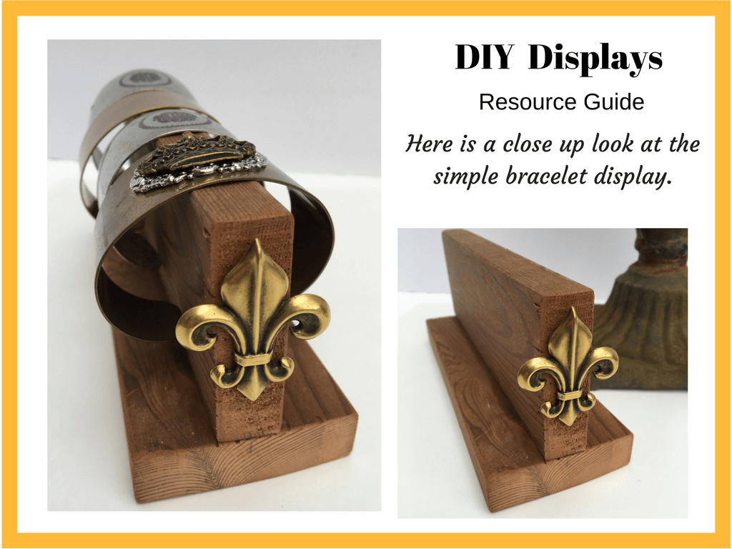 DIY Luxury Retail Displays for Bracelets