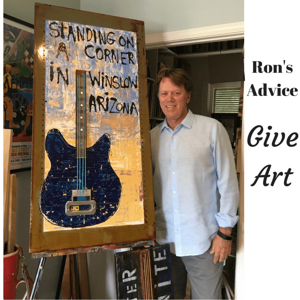 Memphis Art And Ron Olson Advice