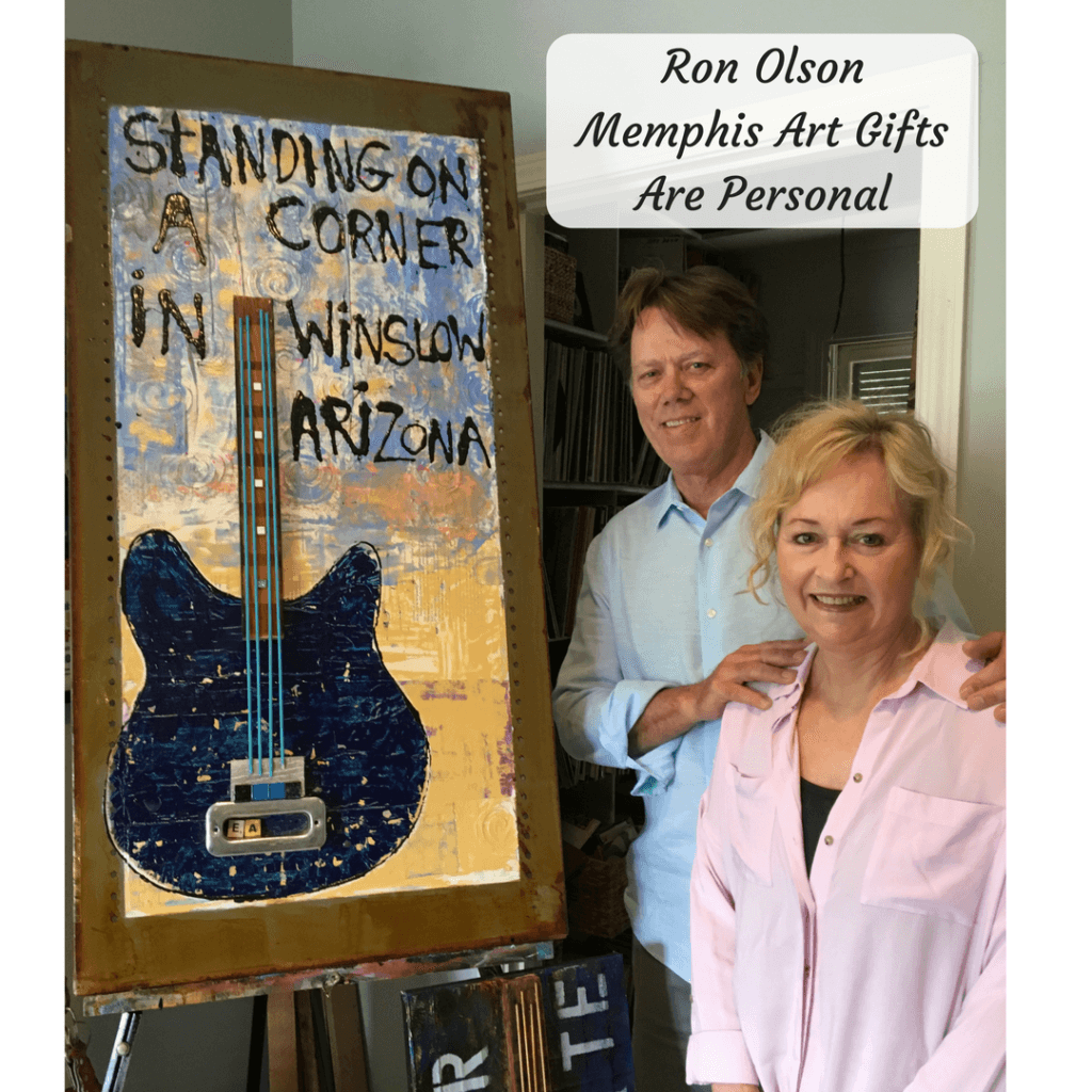 Ron Olson Art Gifts Are Personal