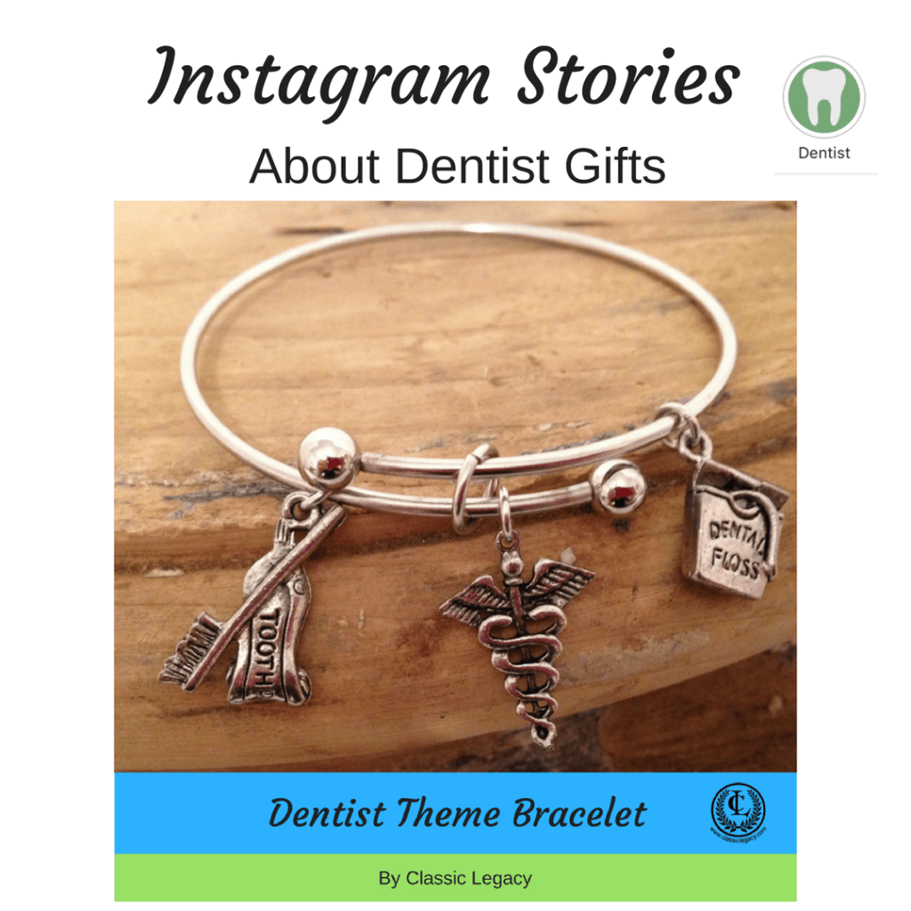 Instagram Story Icons for Dentist Gifts